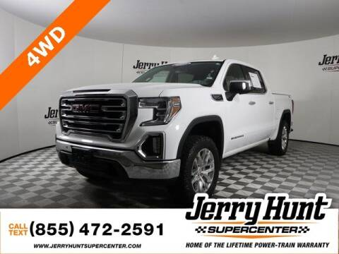 2019 GMC Sierra 1500 for sale at Jerry Hunt Supercenter in Lexington NC