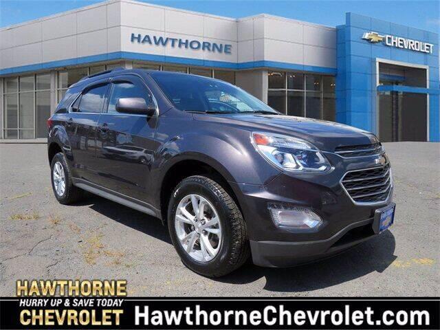 2016 Chevrolet Equinox for sale at Hawthorne Chevrolet in Hawthorne NJ