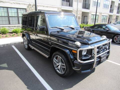 2016 Mercedes-Benz G-Class for sale at International Motor Group LLC in Hasbrouck Heights NJ