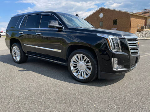 2017 Cadillac Escalade for sale at Superior Wholesalers Inc. in Fredericksburg VA