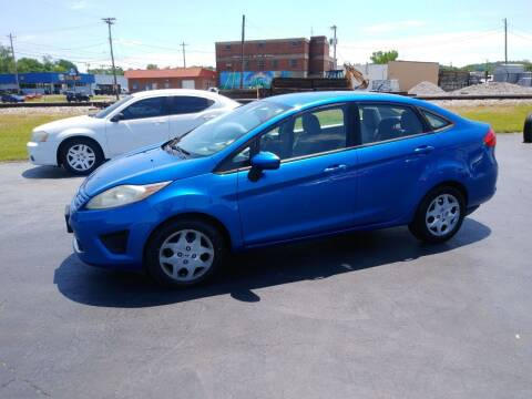 2011 Ford Fiesta for sale at Big Boys Auto Sales in Russellville KY