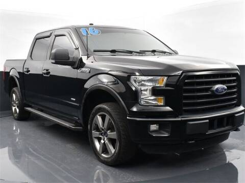 2016 Ford F-150 for sale at Tim Short Auto Mall in Corbin KY