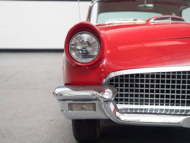 1957 Ford Thunderbird  - Gilbert AZ