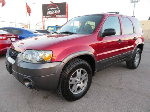 2005 Ford Escape for sale at Moving Rides in El Paso TX