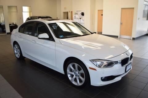 2014 BMW 3 Series for sale at BMW OF NEWPORT in Middletown RI