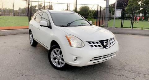 2012 Nissan Rogue for sale at Maxima Auto Sales in Malden MA