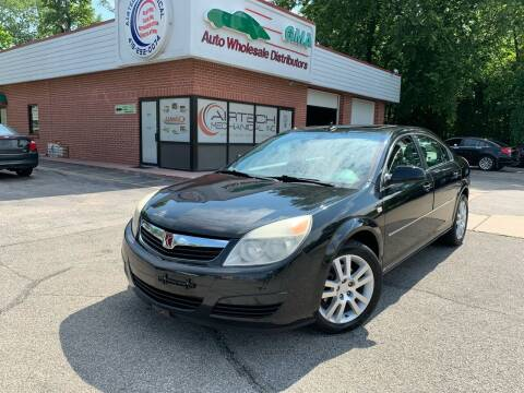 2008 Saturn Aura for sale at GMA Automotive Wholesale in Toledo OH