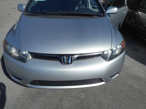 2007 Honda Civic for sale at Elite Motors in Knoxville TN