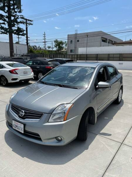 2012 Nissan Sentra for sale in North Hollywood, CA
