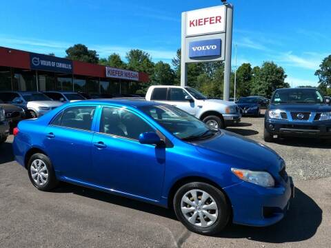 2009 Toyota Corolla for sale at Kiefer Nissan Budget Lot in Albany OR