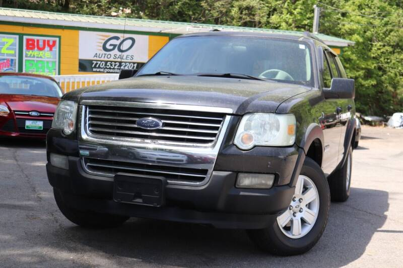 2007 Ford Explorer for sale at Go Auto Sales in Gainesville GA