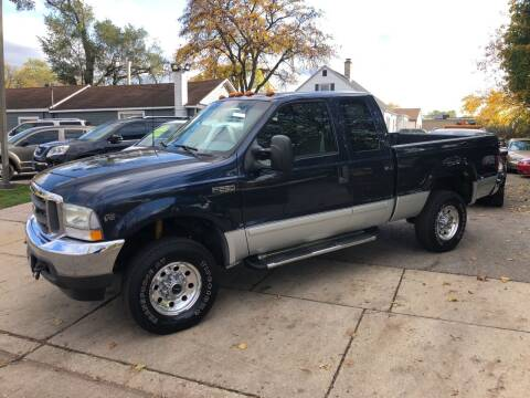2002 Ford F-250 Super Duty for sale at CPM Motors Inc in Elgin IL