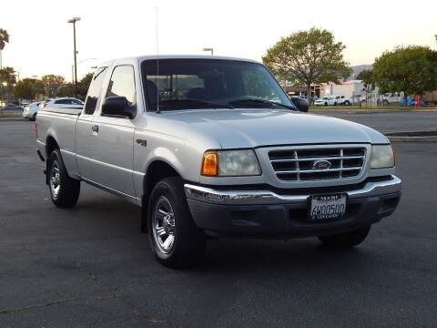 2002 Ford Ranger for sale at Gilroy Motorsports in Gilroy CA