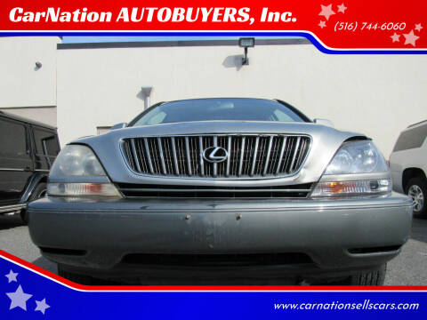 2000 Lexus RX 300 for sale at CarNation AUTOBUYERS Inc. in Rockville Centre NY