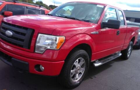 2009 Ford F-150 for sale at Precision Automotive Group in Youngstown OH
