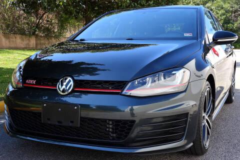 2017 Volkswagen Golf GTI for sale at Prime Auto Sales LLC in Virginia Beach VA