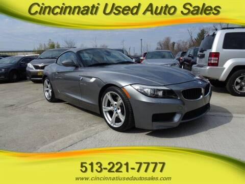 2011 BMW Z4 for sale at Cincinnati Used Auto Sales in Cincinnati OH