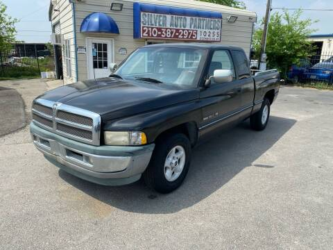 1997 Dodge Ram Pickup 1500 for sale at Silver Auto Partners in San Antonio TX