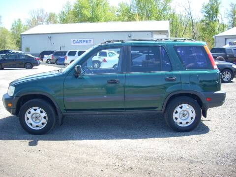 2001 Honda CR-V for sale at H&L MOTORS, LLC in Warsaw IN