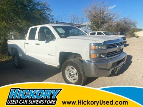 2015 Chevrolet Silverado 2500HD for sale at Hickory Used Car Superstore in Hickory NC