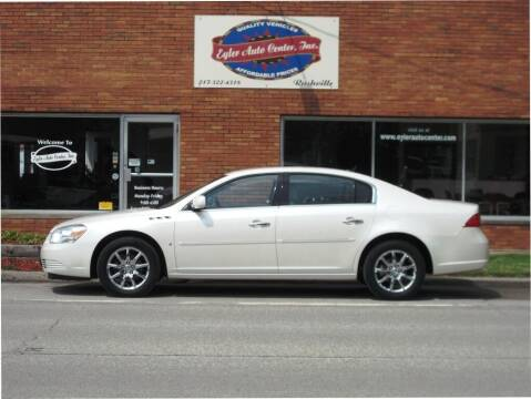 2007 Buick Lucerne for sale at Eyler Auto Center Inc. in Rushville IL