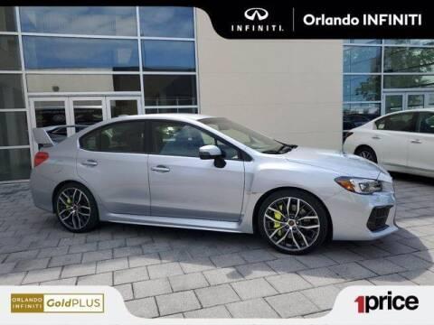 2020 Subaru WRX for sale at Orlando Infiniti in Orlando FL