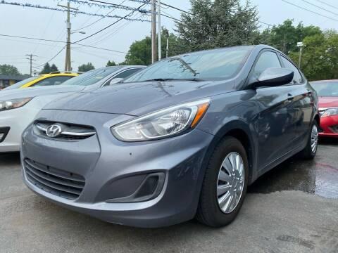 2016 Hyundai Accent for sale at WOLF'S ELITE AUTOS in Wilmington DE