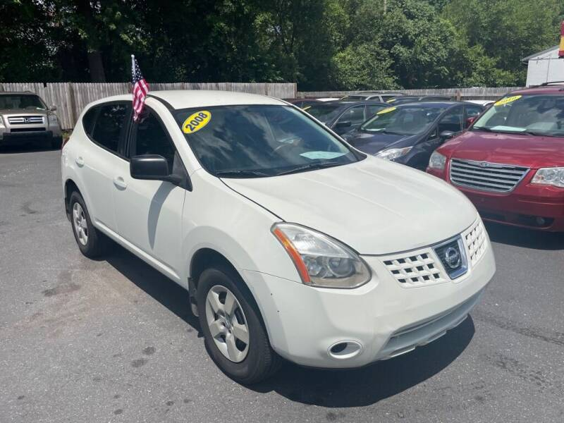 2008 Nissan Rogue for sale at Auto Revolution in Charlotte NC