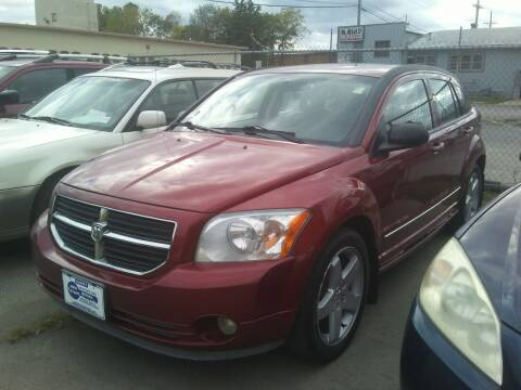 2007 Dodge Caliber for sale at New Start Motors LLC - Crawfordsville in Crawfordsville IN