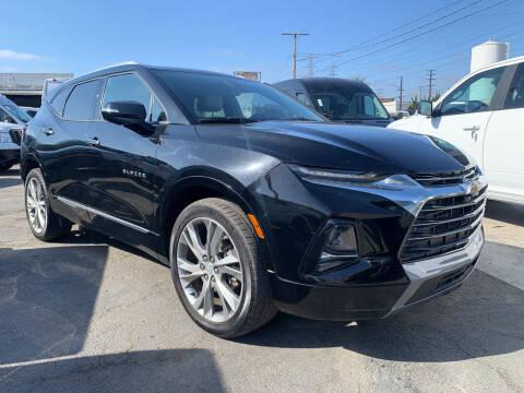 2020 Chevrolet Blazer for sale at Best Buy Quality Cars in Bellflower CA