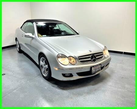 2007 Mercedes-Benz CLK for sale at AMG Auto Sales in Rancho Cordova CA