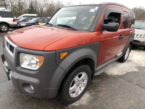 2005 Honda Element for sale at Polonia Auto Sales and Service in Hyde Park MA