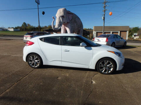 2017 Hyundai Veloster for sale at BLACKWELL MOTORS INC in Farmington MO
