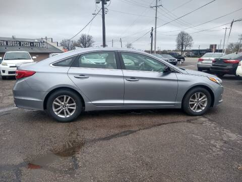 2016 Hyundai Sonata for sale at Savior Auto in Independence MO