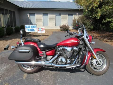 2009 Yamaha VStar 1300 Tourer for sale at Blue Ridge Riders in Granite Falls NC