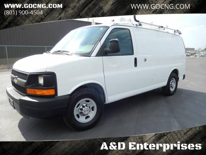 2013 Chevrolet Express Cargo for sale at A&D Enterprises in Spanish Fork UT