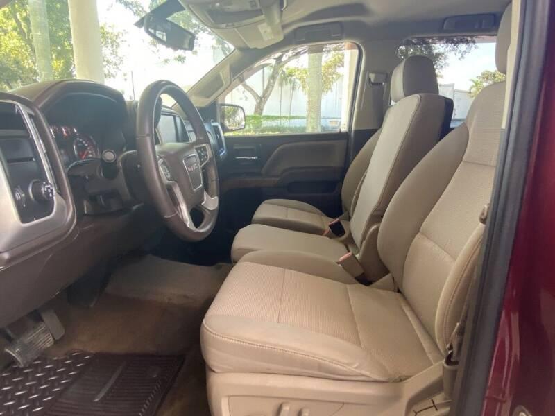2016 GMC Sierra 1500 SLE - Davie FL
