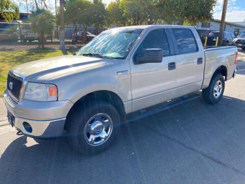 2008 Ford F-150 for sale at Premier Motors AZ in Phoenix AZ