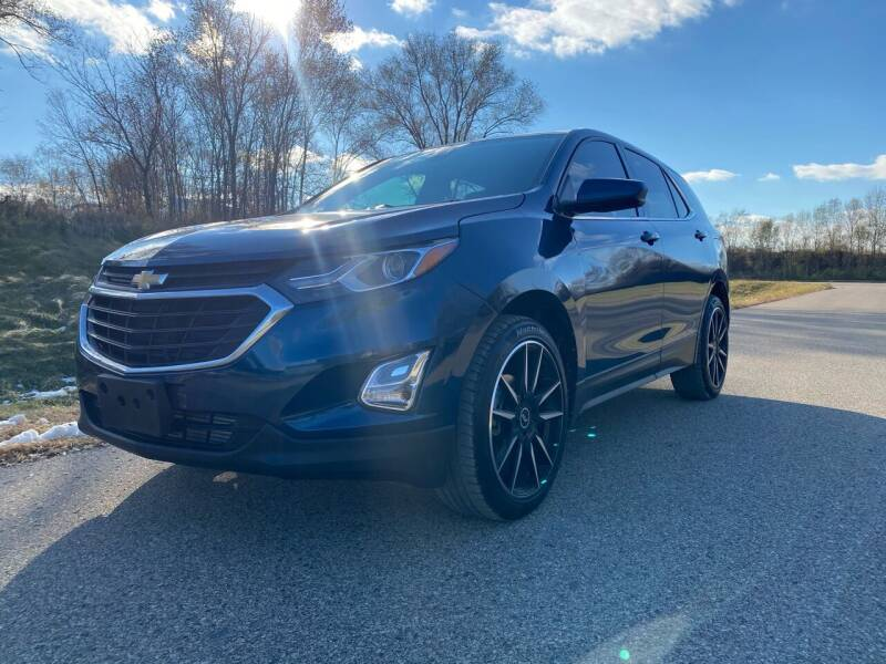 2020 Chevrolet Equinox for sale at RUS Auto LLC in Shakopee MN