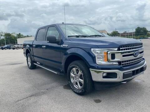 2018 Ford F-150 for sale at Mann Chrysler Dodge Jeep of Richmond in Richmond KY