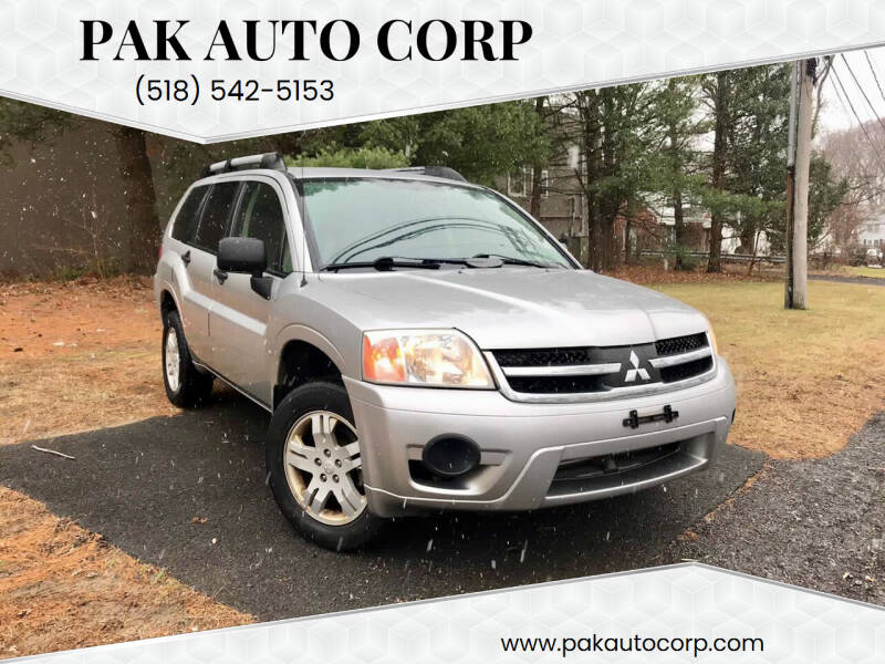 2008 Mitsubishi Endeavor for sale at Pak Auto Corp in Schenectady NY