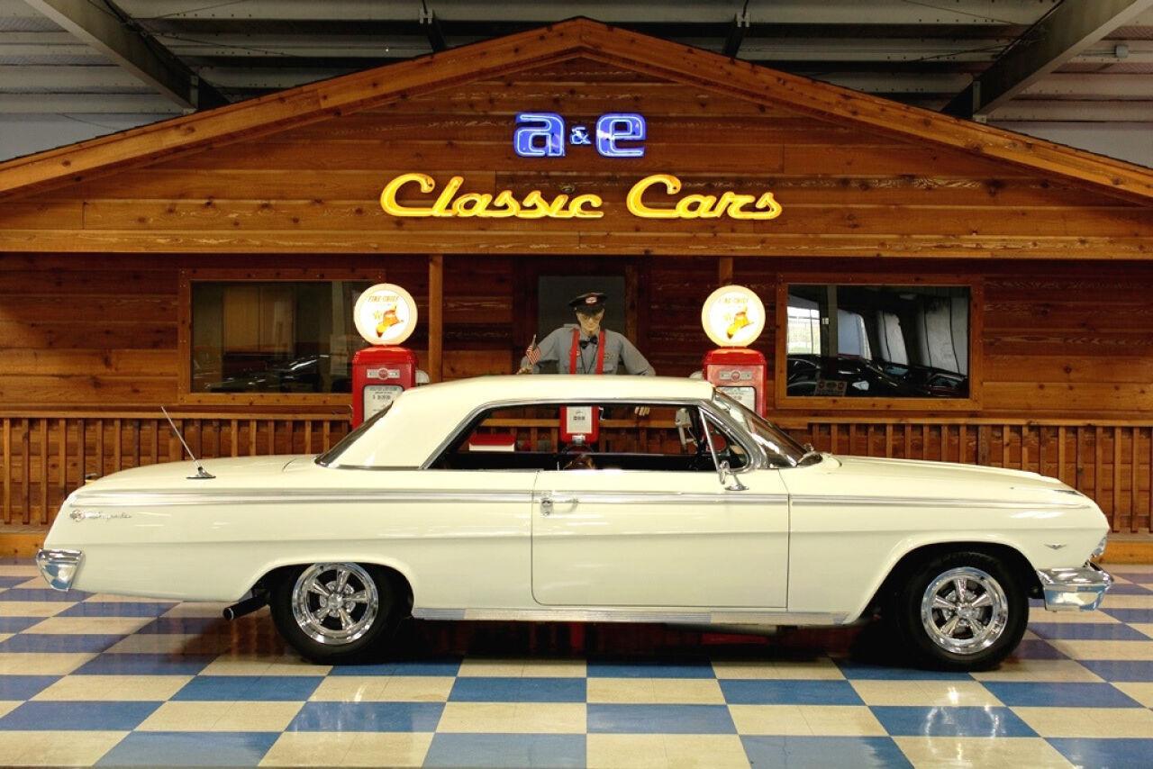 1962 Chevrolet Impala 7