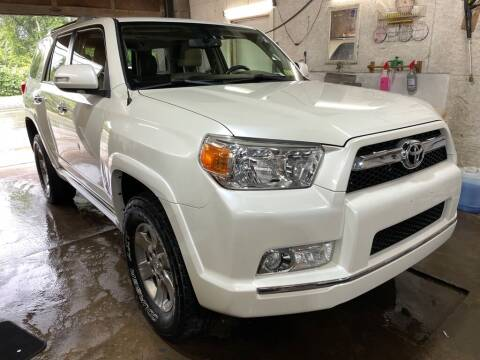 2013 Toyota 4Runner for sale at Worldwide Auto Group LLC in Monroeville PA