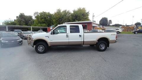 1999 Ford F-350 Super Duty for sale at Lewis Used Cars in Elizabethton TN