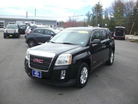 2012 GMC Terrain for sale at Auto Images Auto Sales LLC in Rochester NH
