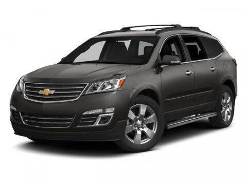 2014 Chevrolet Traverse for sale at Strosnider Chevrolet in Hopewell VA
