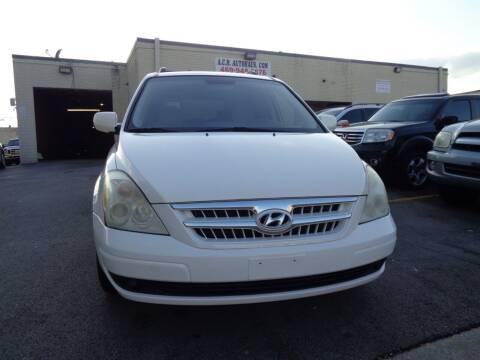 2008 Hyundai Entourage for sale at ACH AutoHaus in Dallas TX