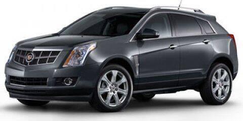 2012 Cadillac SRX for sale at DAVID McDAVID HONDA OF IRVING in Irving TX