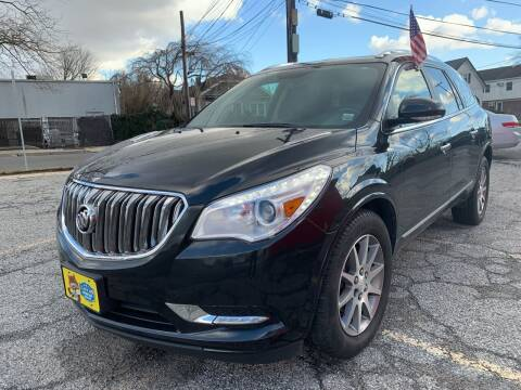 2015 Buick Enclave for sale at AUTORAMA SALES INC. - Farmingdale in Farmingdale NY