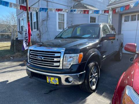 2014 Ford F-150 for sale at JK & Sons Auto Sales in Westport MA